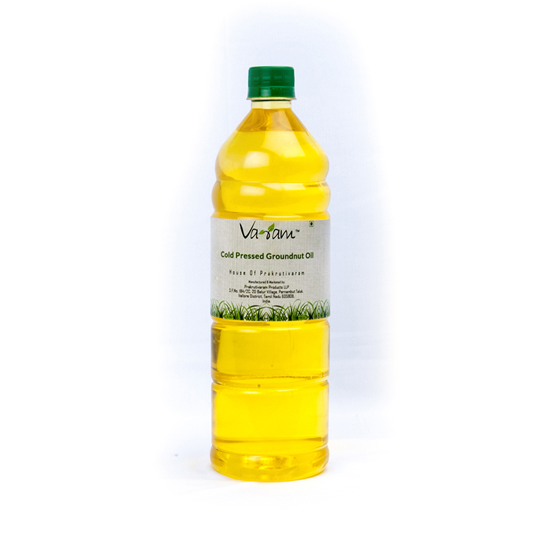 Groundnut oil 500ml