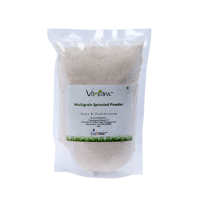 Multigrain Sprouted Malt Powder 500gms